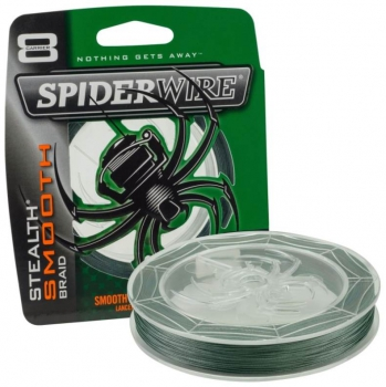 Spiderwire Stealth Smooth 8 Moss Green