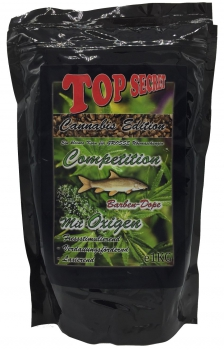 Top Secret Cannabis Edition Competition Barben Dope