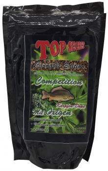 Top Secret Cannabis Edition Competition Karpfen Dope