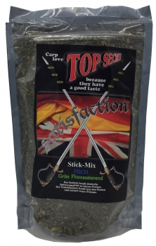 Top Secret Satisfaction Firework Stickmix Fish