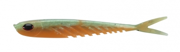 Berkley POWERBAIT RIPPLE MINNOW Green Orange