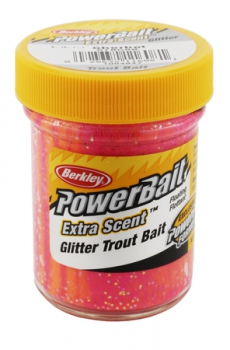Berkley Powerbait SELECT GLITTER Trout Bait Sherbet
