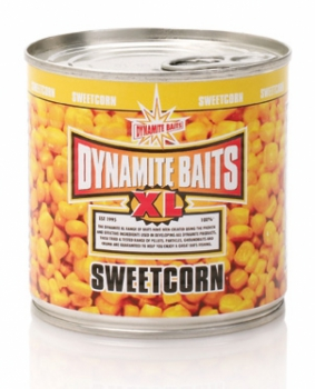 Dynamite Baits XL Sweetcorn Natural